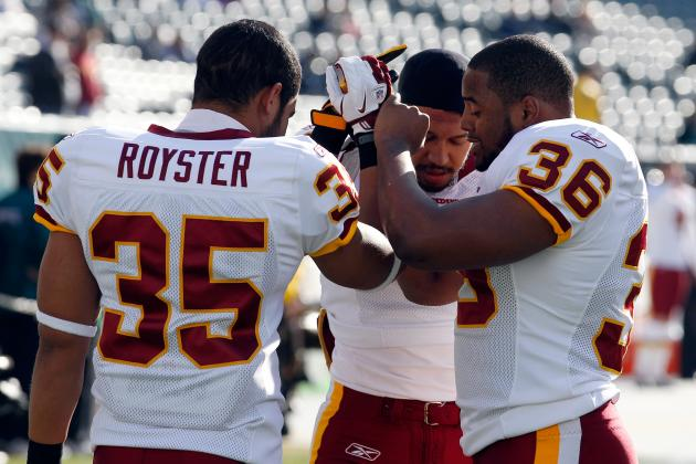Washington Redskins Post-Draft Depth Chart