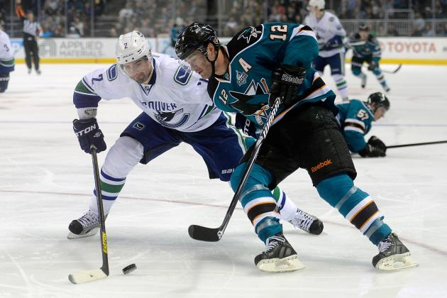 Preview and Prediction for Vancouver Canucks vs. San Jose Sharks Playoff Matchup