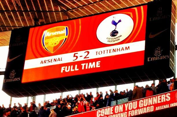 Why Arsenal Will Put Tottenham Back in Their Place Next Season