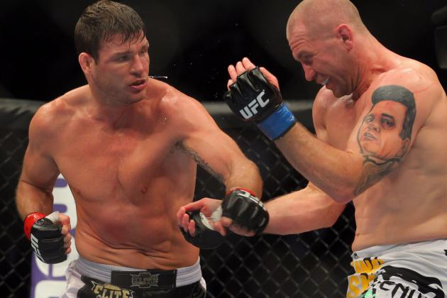 UFC 159: 5 Fights for Michael Bisping to Take Next