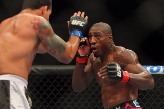 UFC 159: 5 Fights for Phil Davis to Take Next
