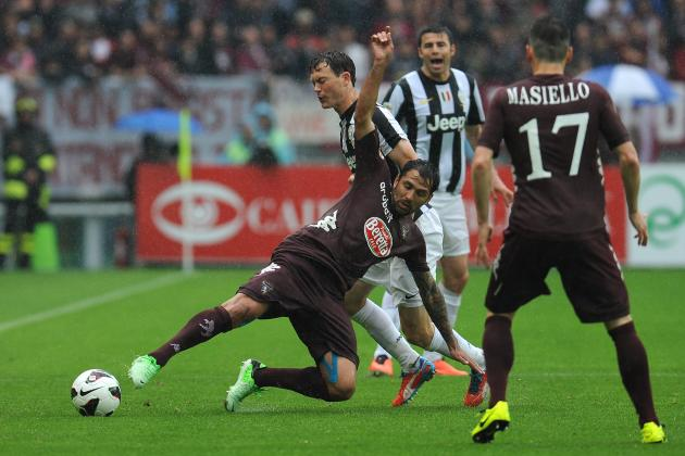 Torino 0 Juventus 2: Vidal and Marchisio Save Dull Derby
