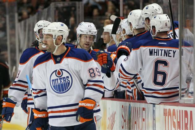 5 Lessons the Edmonton Oilers Must Learn from 2013 to Improve Next Season
