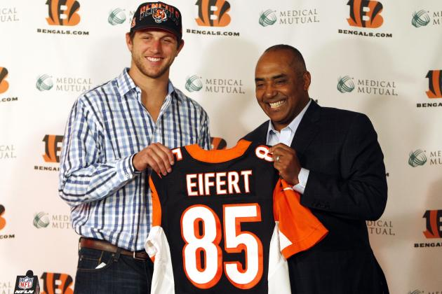 Cincinnati Bengals 2013 Draft: Aggregating Report Card Grades Around the Web
