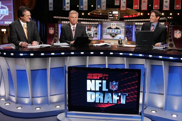 Who Was the Most Accurate NFL Draft Expert This Year?