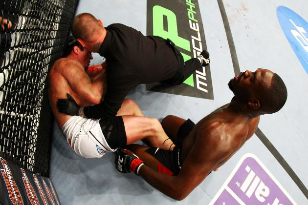UFC 159 Memorable Quotes and Images from Jones vs. Sonnen Fight Card