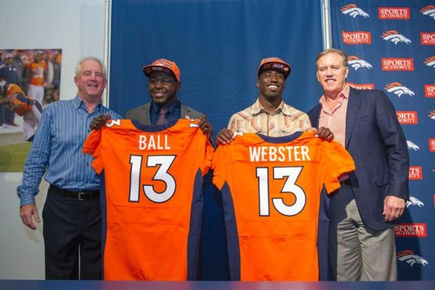 Denver Broncos 2013 Draft: Aggregating Report Card Grades from Around the Web