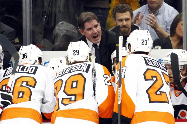 5 Lessons Philadelphia Flyers Must Learn from 2013 Season