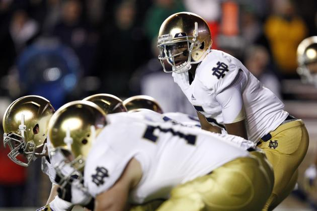 Notre Dame Football: The 5 Strongest Positions on the Irish's 2013 Roster