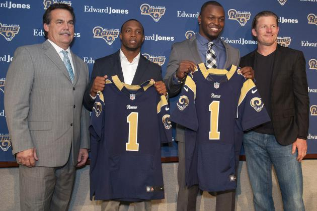 18 NFL Rookies Who Will Start from Day 1