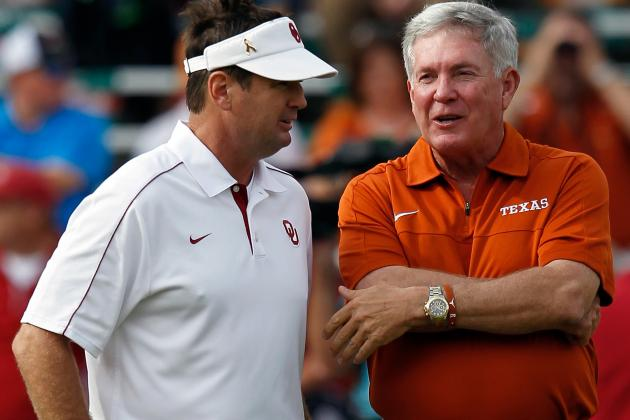 Power Ranking the 5 Best Big 12 Recruiting Coaches in BCS Era