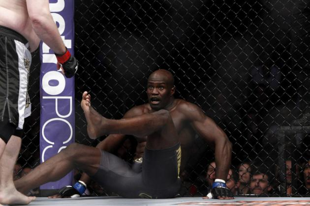 UFC 159: 5 Fights for Cheick Kongo to Take Next