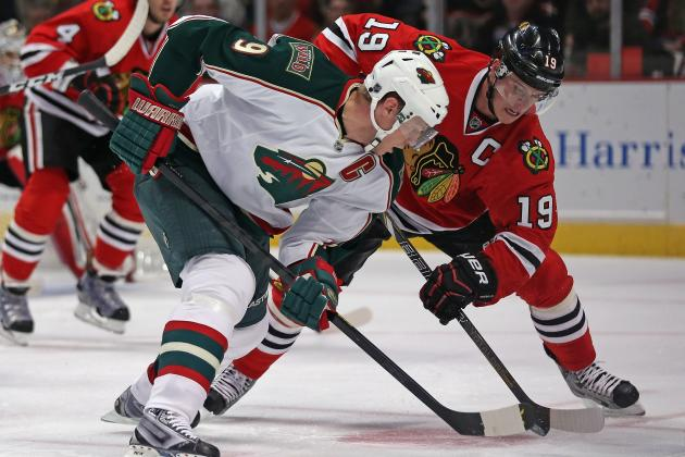 Chicago Blackhawks' 5 Most Important Players in Minnesota Wild Playoff Series
