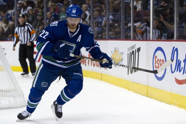 Vancouver Canucks Complete Blueprint to Win the 2013 Stanley Cup