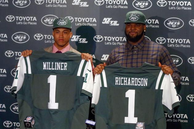 New York Jets 2013 Draft: Aggregating Report Card Grades from Around the Web