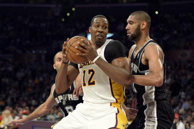 San Antonio Spurs vs. L.A. Lakers: Game 4 Postgame Grades and Analysis