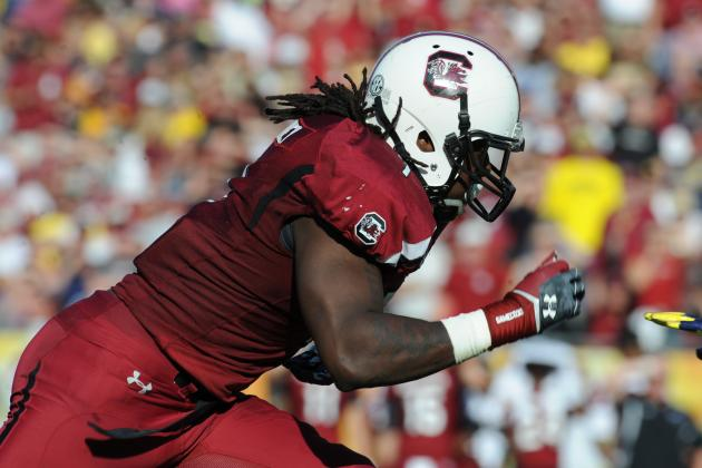 NFL Mock Draft 2014: Very Early 1st-Round Predictions