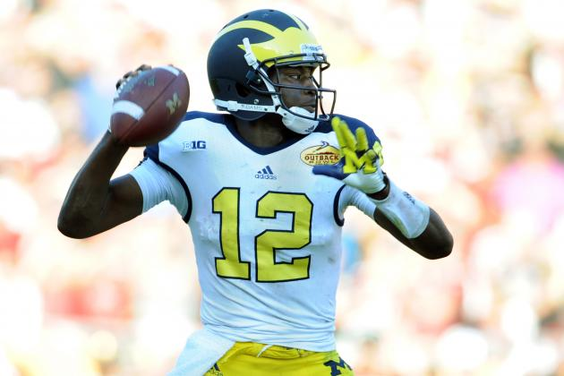 Michigan Football: Game-by-Game Predictions for 2013