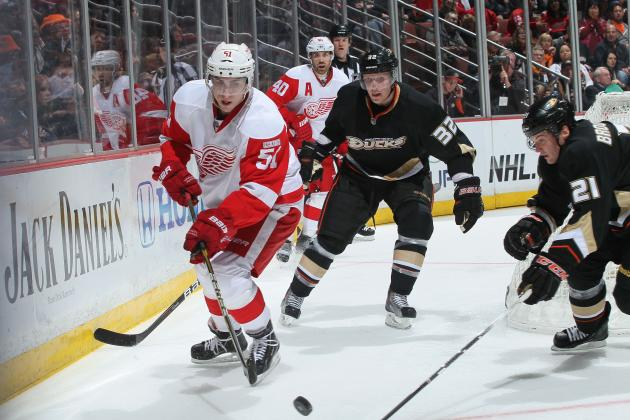 Detroit Red Wings vs. Anaheim Ducks: 5 Keys for Red Wings to Win Playoff Series