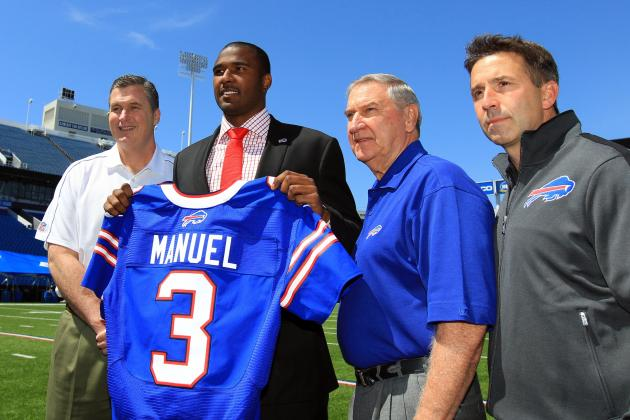 Buffalo Bills 2013 Draft: Aggregating Report Card Grades from Around the Web