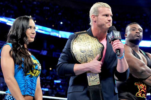 WWE: 5 Reasons Why Dolph Ziggler's Championship Reign Is No Guarantee of Success