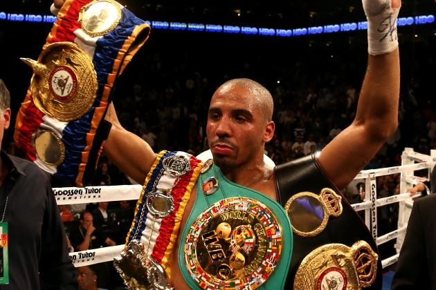 Ranking the 5 Most Ideal Opponents for Andre Ward's Next Fight