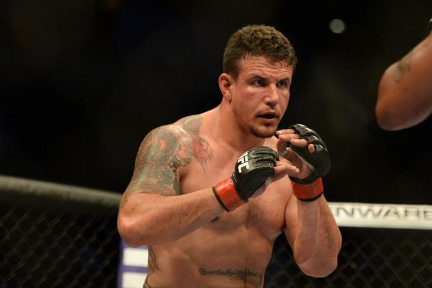 The Biggest MMA Losers from the Month of April