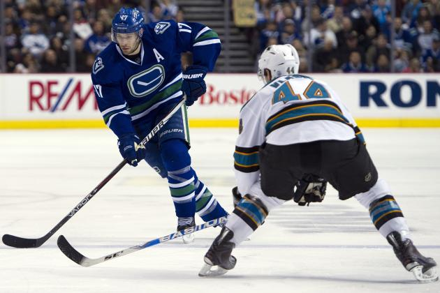 NHL Playoffs 2013: Vancouver Canucks vs. San Jose Sharks Series Preview