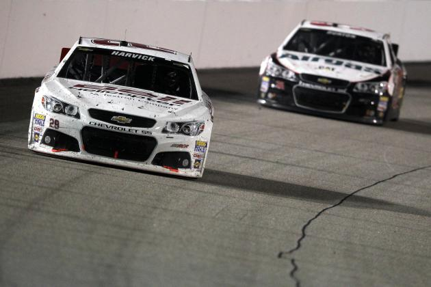Winners and Losers from NASCAR Sprint Cup Series at Richmond