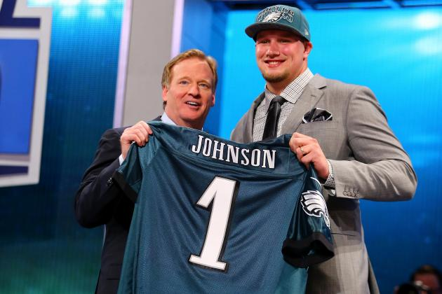 Breaking Down How Philadelphia Eagles' Early Round 2013 NFL Draft Picks Fit in