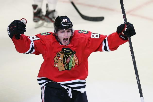 The Most Clutch Superstars in 2013 Stanley Cup Playoffs