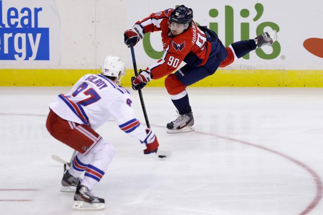 Game-by-Game Predictions for Washington Capitals vs. New York Rangers Series