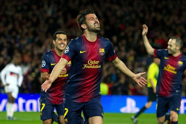 World Football Gossip Roundup: David Villa, Geoffrey Kondogbia, Julian Draxler