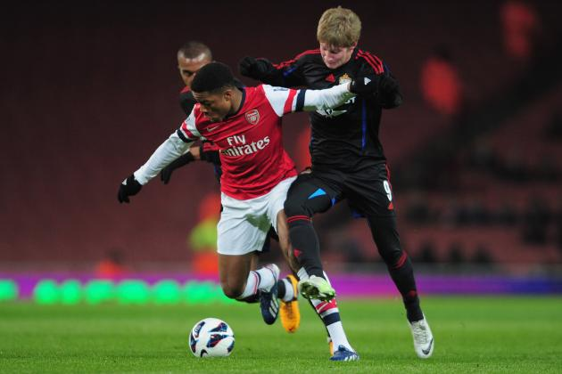Predicting the Next 5 Arsenal Youth Players to Make First-Team Debuts