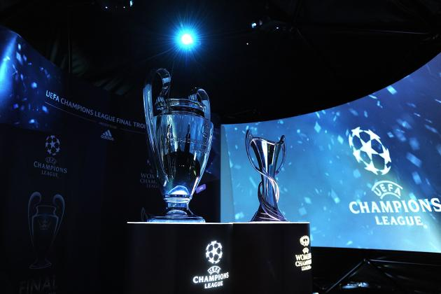 European Power Rankings: The Continent's 20 Best Football Clubs