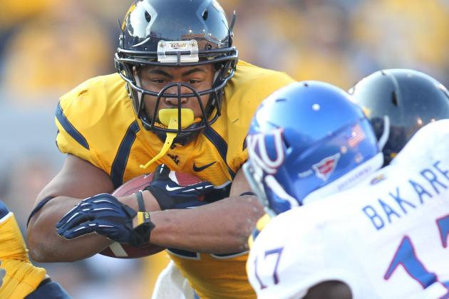 10 College Football Early Enrollees Who Struggled in 2013 Spring Practice