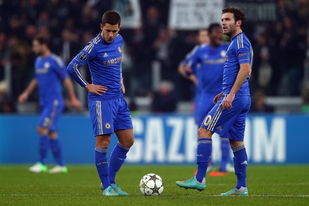 Juan Mata vs. Eden Hazard: Revealing Stats to Separate the Chelsea Pair