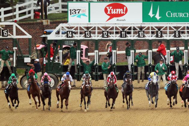 Kentucky Derby 2013 Post Positions: Slots That Are Historically Advantageous
