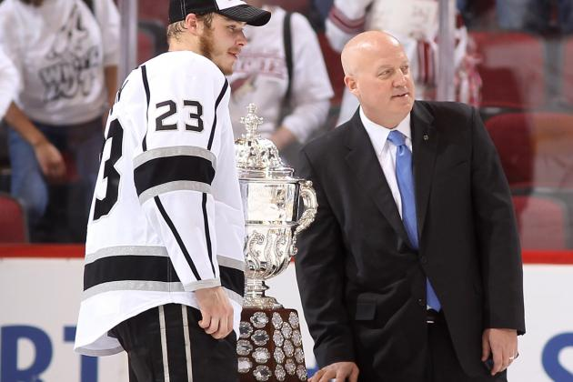 NHL Western Conference Stanley Cup Playoff Predictions