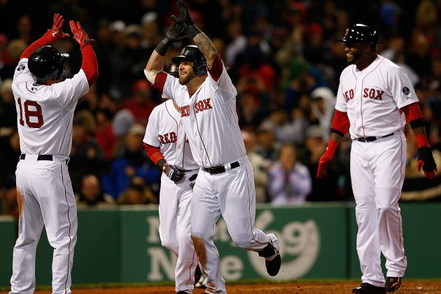 Boston Red Sox: Winners and Losers from First Month of Action