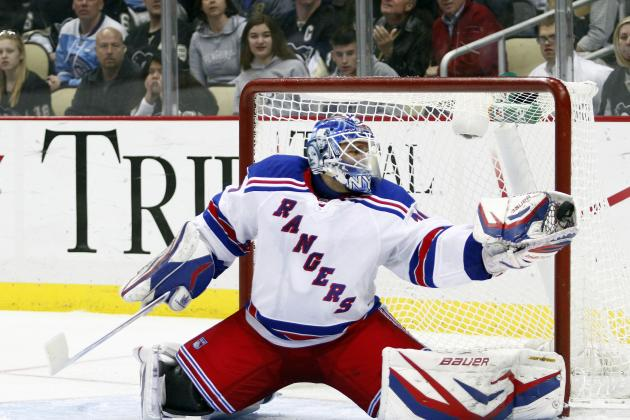 Is Henrik Lundqvist Hot Enough to Lead New York Rangers on Deep Postseason Run?
