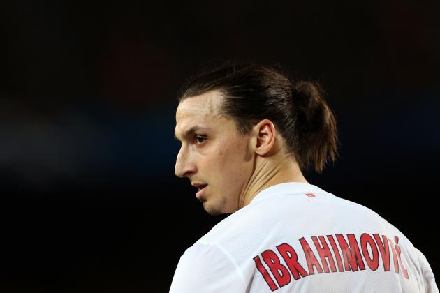 5 Possible PSG Replacements If Zlatan Ibrahimovic Goes to Juventus
