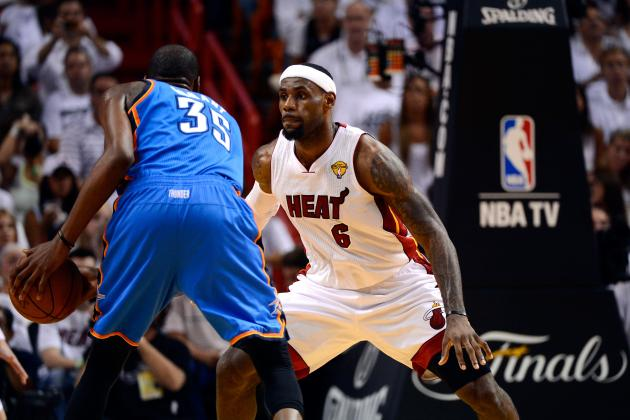 NBA 2K13 Simulations for Entire 2012-13 NBA Playoffs