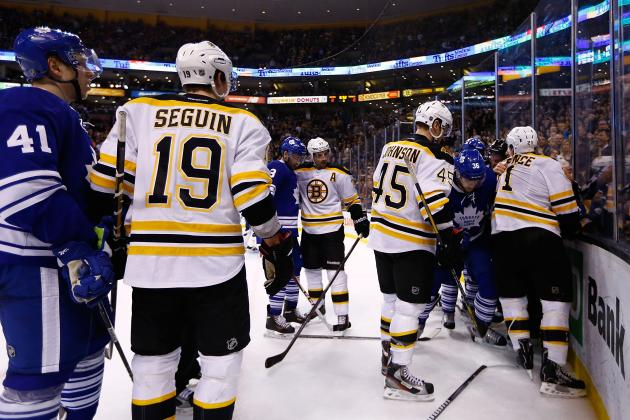 Maple Leafs vs. Bruins: 5 Keys for Leafs to Advance to the 2nd Round
