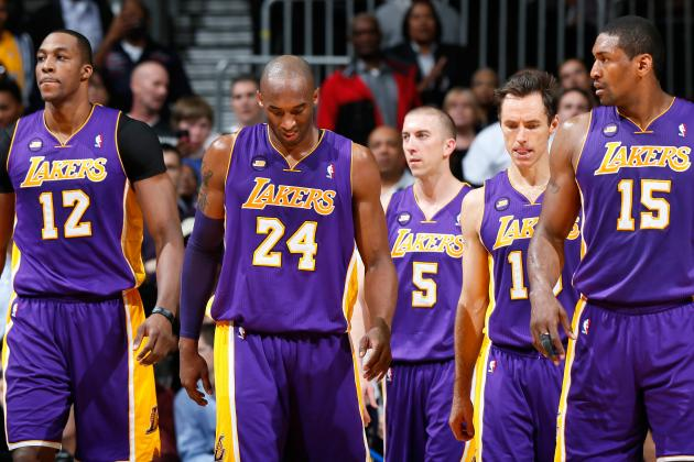 Predictions for L.A. Lakers in 2013-14