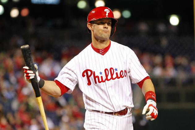 Philadelphia Phillies: Winners and Losers from 1st Month of Action