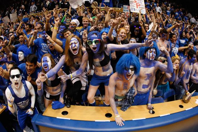 Ranking the 10 Greatest Traditions in College Basketball