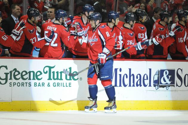 Washington Capitals vs. NY Rangers: 5 Keys for Caps to Win Their Playoff Series
