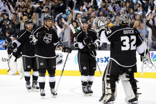 Los Angeles Kings' 5 Most Important Players in Series vs. St. Louis Blues