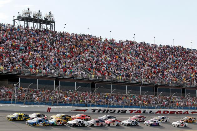 Fantasy NASCAR Picks for Aaron's 499 at Talladega
